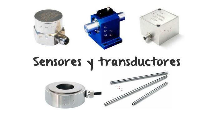 sensores y transductores mecatrónica